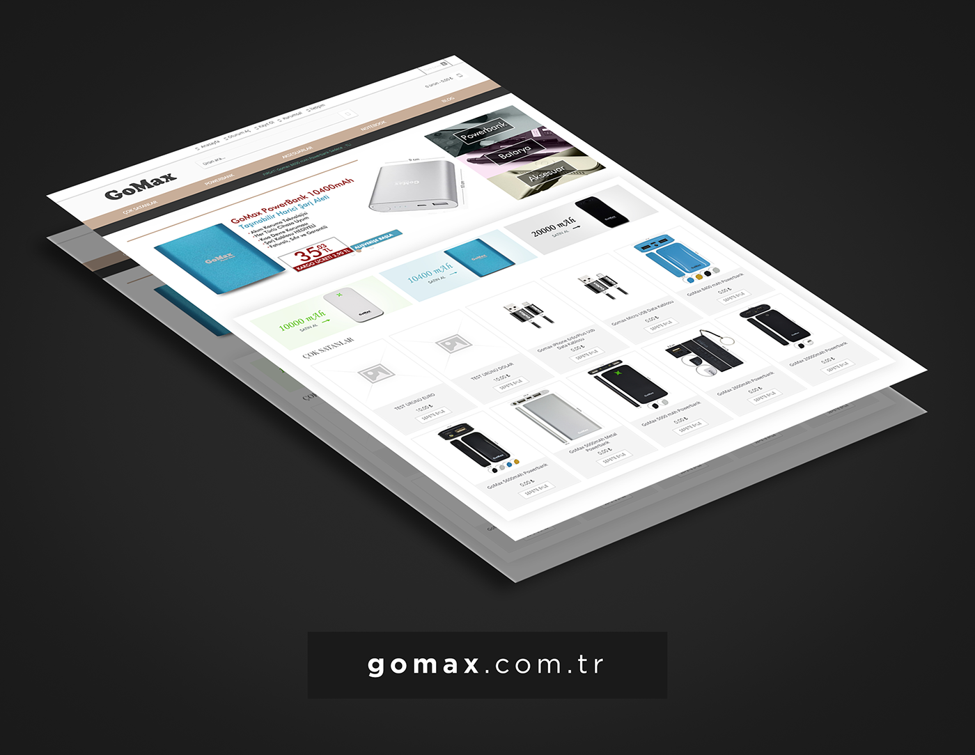 Gomax.com.tr - Sefa Gedik