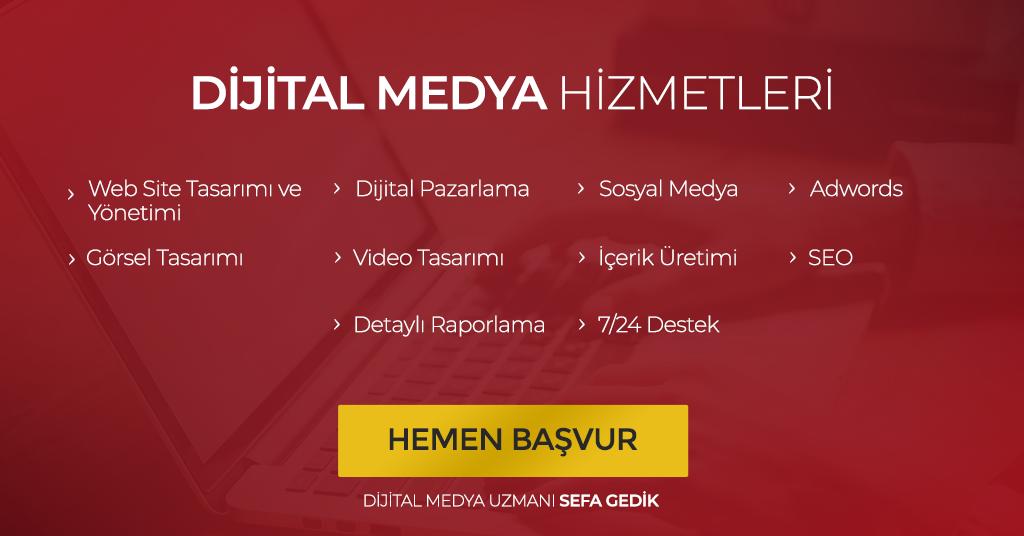 Dijital Medya Hizmetleri