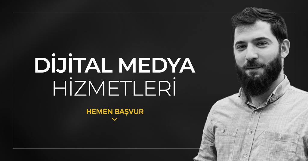 Dijital Medya Uzmanı